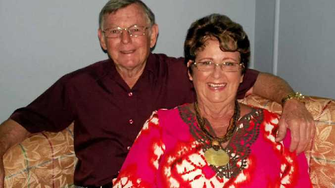 Alan and Therese Bloomfield, of Alton Downs, celebrated 50 years of marriage on Saturday.