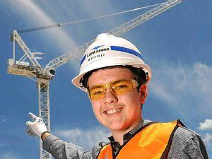 Mitch chuffed over crane namesake's role in hospital