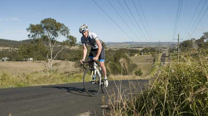 Lachlan Huntley_Chipper competes in this year's FKG Tour of Toowoomba. The tour will receive $30,000 funding next year from the State Government.