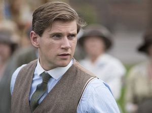 Downton Abbey star Down Under for Melbourne Cup coverage