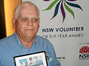 Humble man is recognised for his work helping others