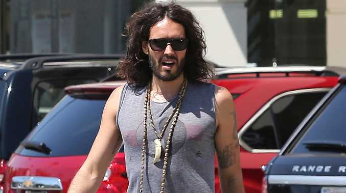 Russell Brand plans to spend more time in India.