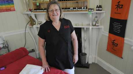 Lyn Slade from Edals Natural Therapy Centre.