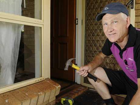 Alan Rettke is Toowoomba's hire a hubby.