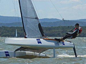 Landenberger named Top Cat at Boreen Point