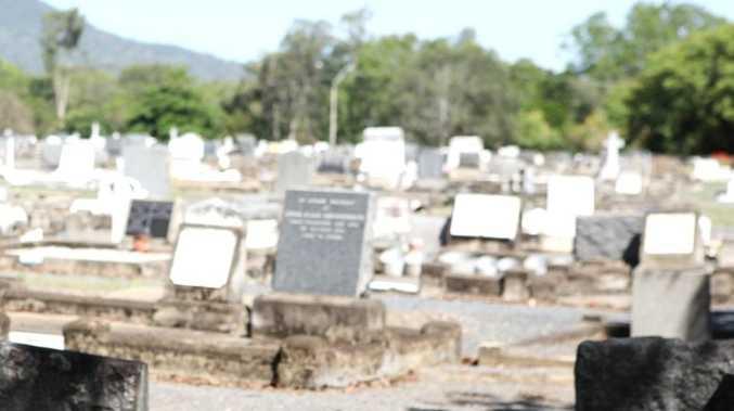 Rockhampton cemetery