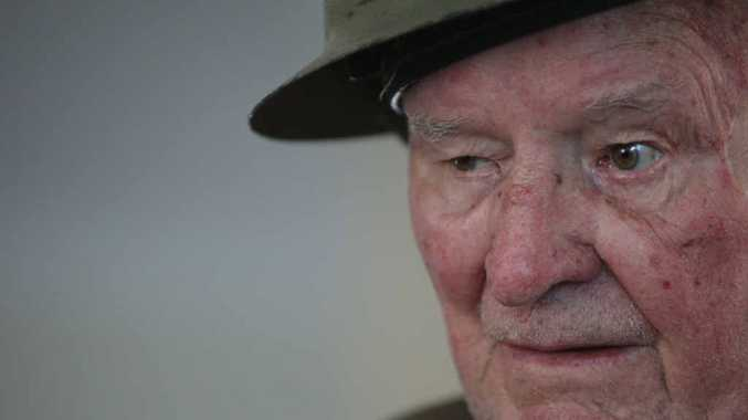 Frank Doyle, who was a Rat of Tobruk, will be farewelled tomorrow.