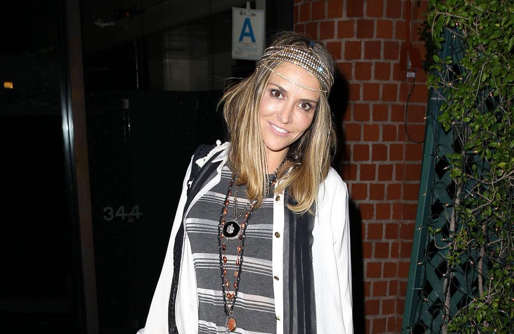 Brooke Mueller.