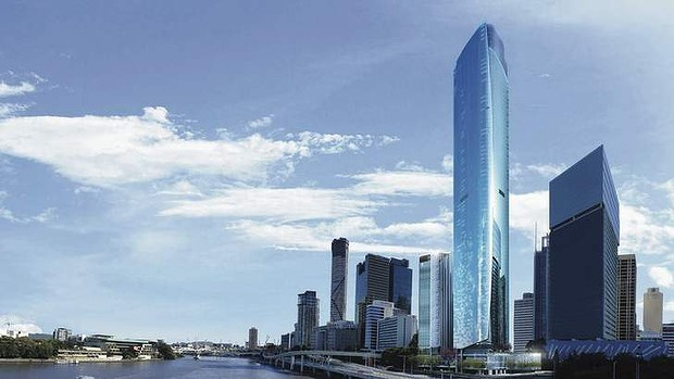Height limits have been scrapped for Brisbane CBD