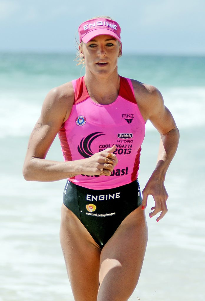 Brodie Moir. 2013 Coolangatta Gold. Photo Patrick Gorbunovs / The Northern Star