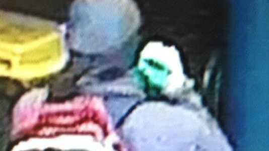 Wandoan break and enter CCTV image