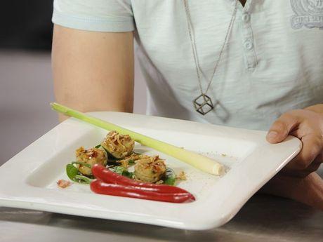 Ramsay Horton's much-loved family recipe, exotic chicken and pork balls.
