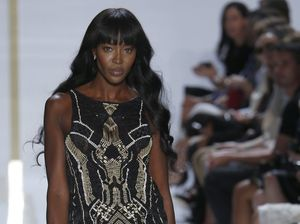 Naomi Campbell didn't recognise Harry Styles