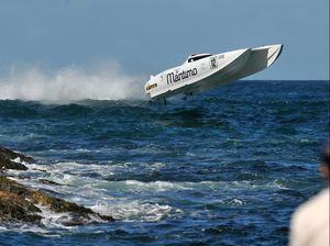 Marine festival head sad to see superboat race go