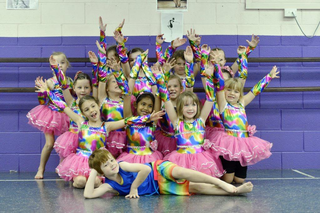 Rampton's Danzenergy dancers will perform at the Gladstone Entertainment Centre on Saturday night.
