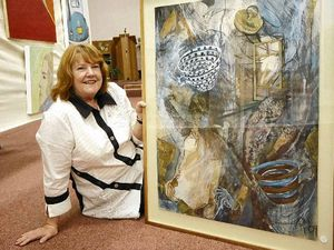 Melva fights back from strokes to organise Coraki Art Prize