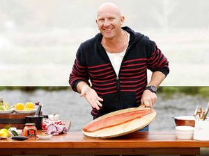 It's Paddock to Plate with Matt Moran