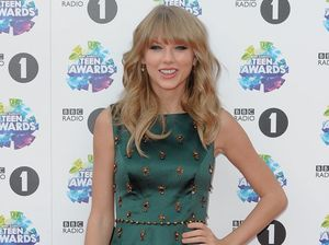 Taylor Swift excited about royal performance