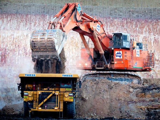 A Queensland Resources Council boss has said the mining industry receives