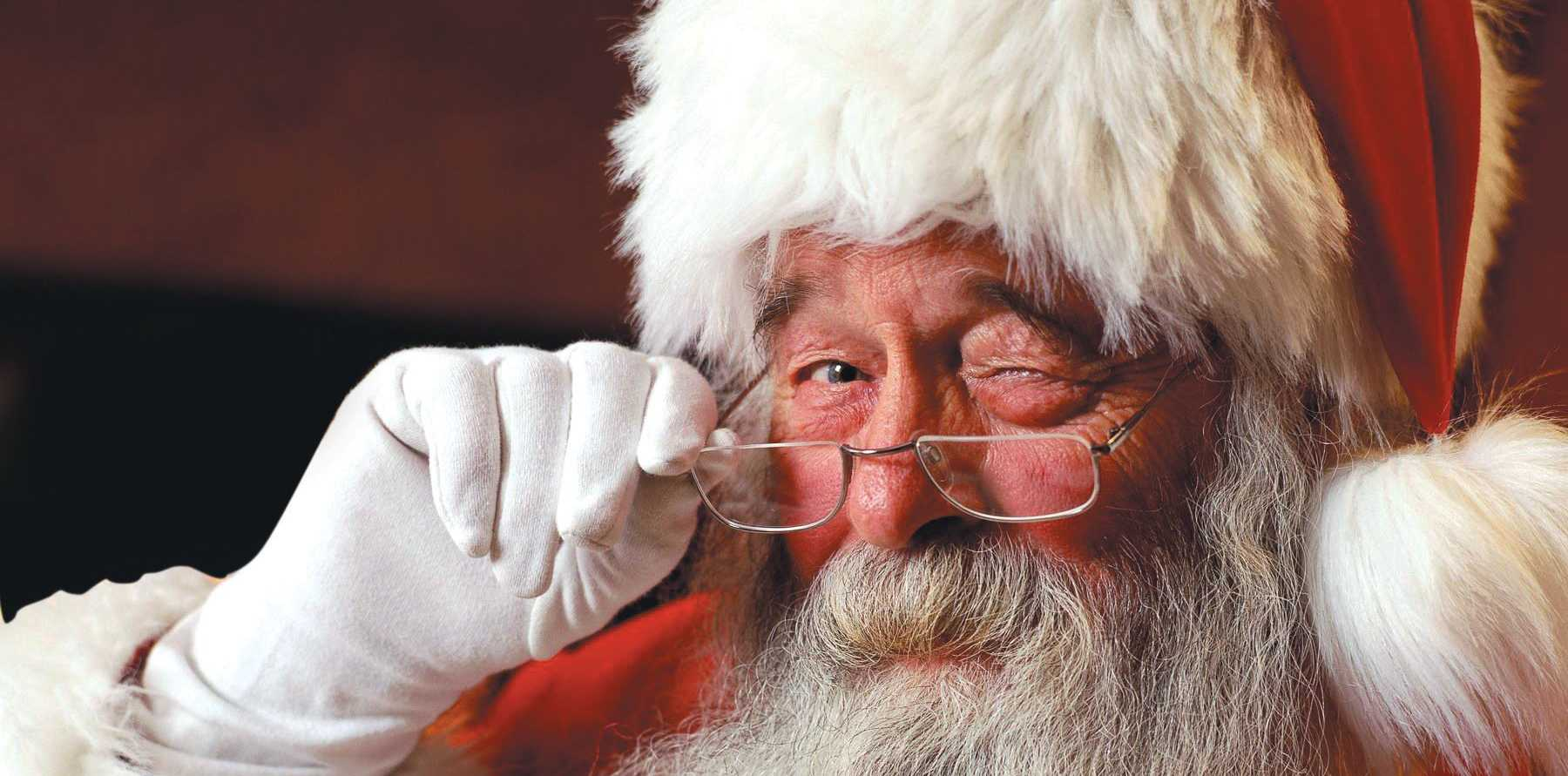 Coffs Harbour is attempting to set a world record for the most dancing Santas at a music festival.