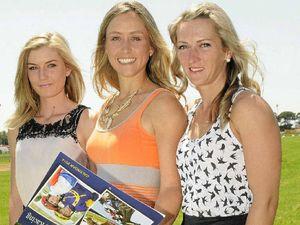 Glamour fillies aid National Jockeys Trust charity