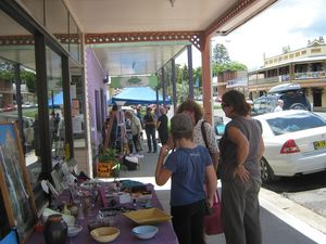 Bowraville takes pride in another NSW Tidy Towns award