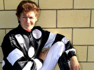 Jockey Desiree Gill gave life to five through death
