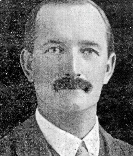 Norman William Sidney, c.1914