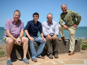 Bill Ludwig looks set to be the mayor of Livingstone Shire