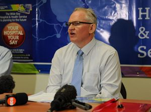 Hervey Bay ICU was never at risk: health board chairman