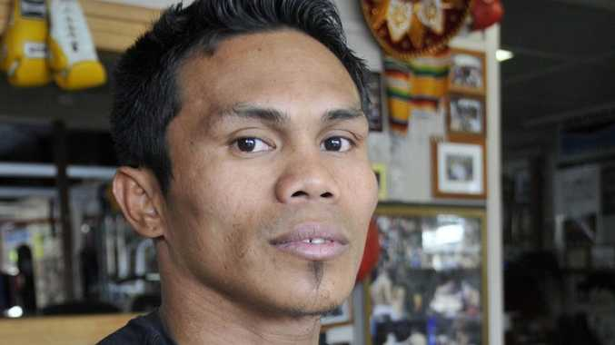 Toowoomba boxer Jack Asis is deeply concerned for the welfare of his family and friends in the Philippines after Typhoon Haiyan caused widespread damage.