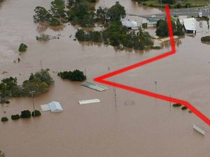 Debate continues over proposed flood levee