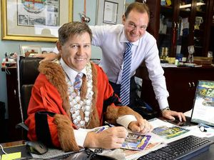 Mayor of Ipswich? I'd rather stick with prison