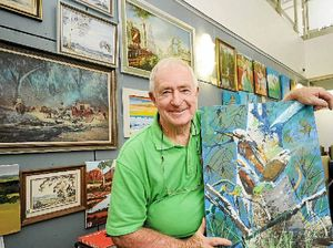 Gallery re-launch will help cancer patients