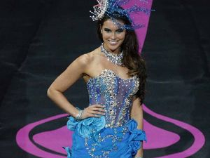 World's eyes on Miss Universe design