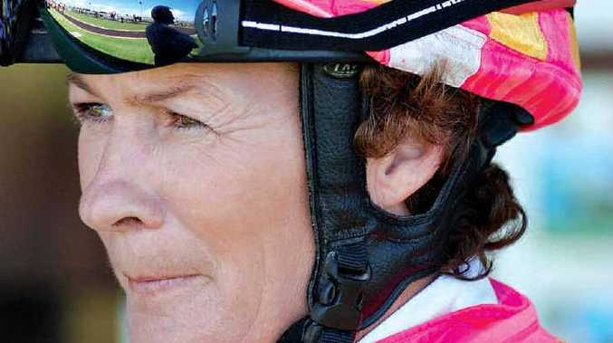 Jockey Desiree Gill was known for her generous spirit.