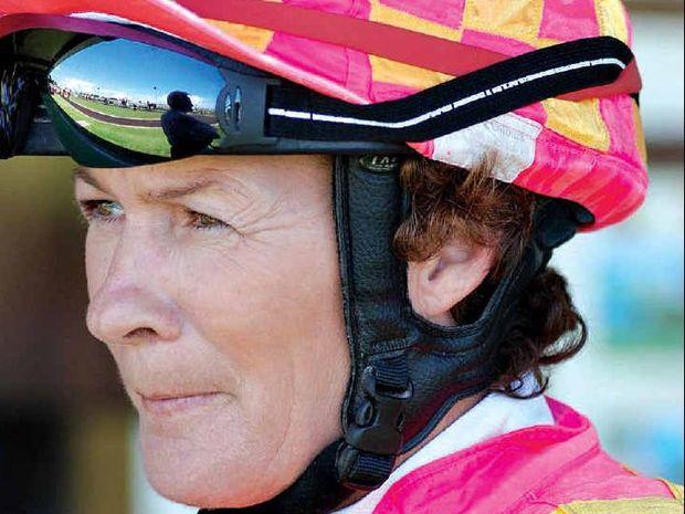 Jockey Desiree Gill was known for her generous spirit.