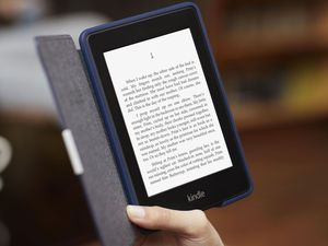 New Kindle Paperwhite takes digital paper a step further