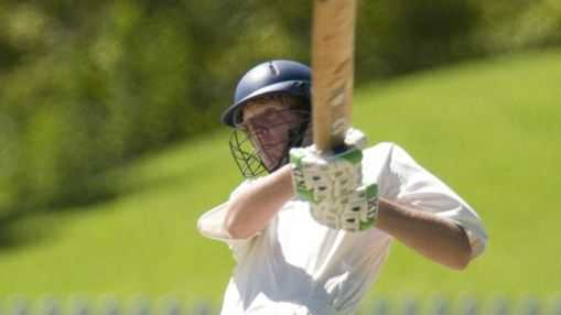 Metropolitan-Easts player Jack Budden will bat for City this weekend.