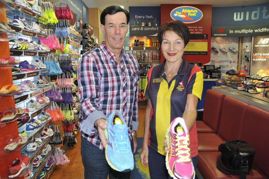 new balance athletes foot
