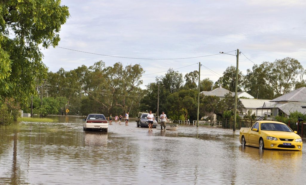 LACK OF FAITH: An angry Dalby resident has accused Western Downs Regional Council of failing the community with its handling of the town's flood study.
