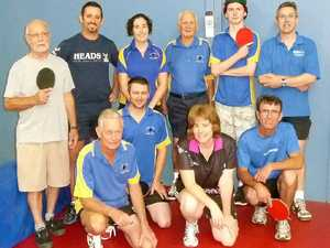 Table tennis hot shots take on city rivals