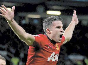 Dutch star rubs it in for Gunners by breaking unbeaten run