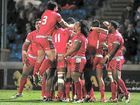 Tonga win helps Scotland to quarters