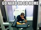 Don't be that guy at the gym.
