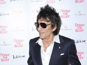 Ronnie Wood to be grandfather again