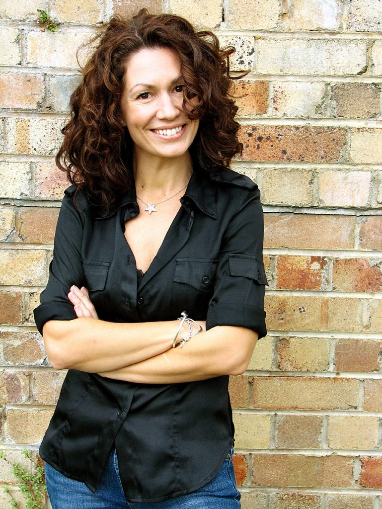 Kitty Flanagan is in Gladstone on Friday at the Gladstone Entertainment Centre.
