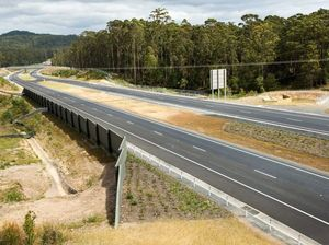 Speed increase on new section of Pacific Hwy