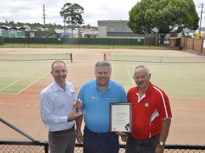 Toowoomba tennis tournament named best in Queensland