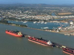 Gladstone Harbour closed to all shipping traffic